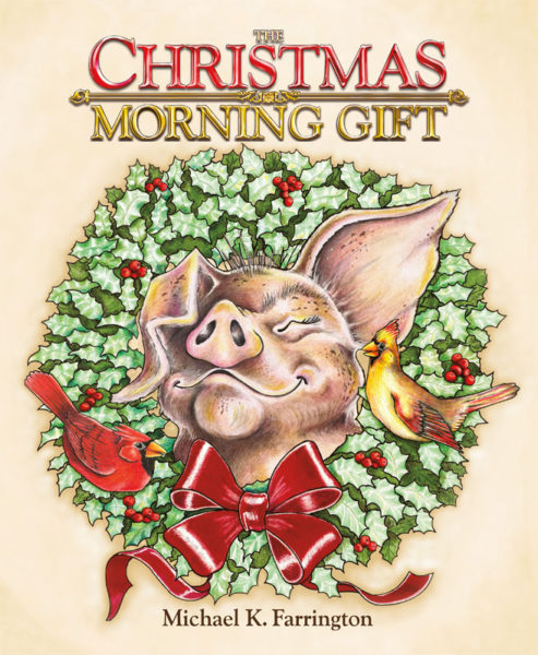 The Christmas Morning Gift book